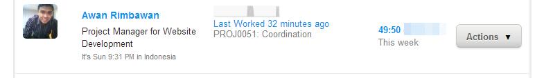 Awan Rimbawan - 49 jam 50 menit