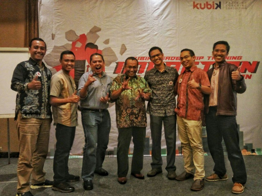 Kubik Leadership Training - Awan Rimbawan
