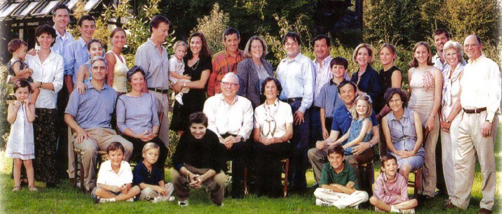 Charlie Munger Family