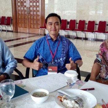 Awan Rimbawan - Bersama Pak Teguh Wibawanto dan Pak Heppy Trenggono